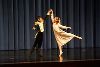 Alexandra Ballet presenting The Nutcracker at William D. Purser DC Center of Logan College of Chiropractic in Chesterfield, MO on Dec 15, 2012.