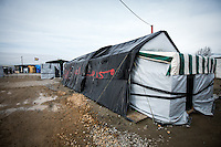 The Mosque.<br />