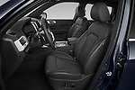 Front seat view of 2021 Ssangyong Rexton Sapphire 5 Door SUV Front Seat  car photos