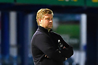 Oxford United Manager Karl Robinson during Portsmouth vs Oxford United, Sky Bet EFL League 1 Football at Fratton Park on 24th November 2020
