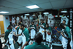 The Tulane Green Wave Men's Basketball Team take on the USM Golden Eagles at Fogelman Arena.  The Golden Eagles defeated the Green Wave 58-40.