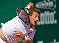 Zandvoort, Netherlands, 05 June, 2016, Tennis, Playoffs Competition, Maxim Authon (NED)<br /> Photo: Henk Koster/tennisimages.com