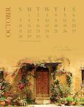 This is Donald Verger's 2012 Flower Calendar.