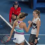 Petra Kvitova defeats Danielle Collins To Move Into Final