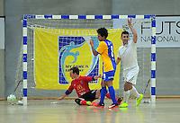 161112 Futsal - National League Southern Hosting