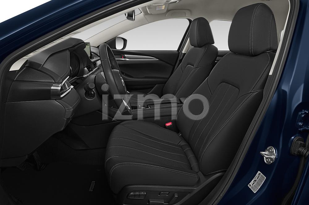 Front seat view of 2019 Mazda Mazda6 Skycrusie 5 Door Wagon Front Seat  car photos