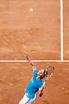 Rafael Nadal, Spain,during Madrid Open Tennis 2015 Final match.May, 10, 2015.(ALTERPHOTOS/Acero)