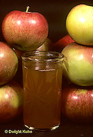 HS25-001a  Food - apples and apple cider