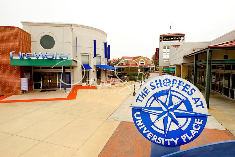 University Package -  The Shoppes at University Place. ..Photo by: PatrickSchneiderPhoto.com