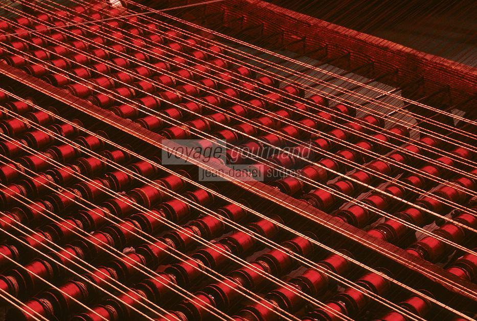Europe/France/Rhône-Alpes/69/Rhône/Lyon: Croix Rousse - Maison des canuts-Artsanat textile