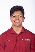 Stanford Wrestling Portraits, October 9, 2018