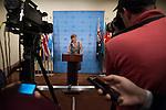 SC Briefs Press on Syria Report