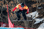 Alex Massie, PyeongChang 2018 - Para Snowboard // Parasnowboard.<br />