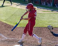 Stanford Softball v University of Arizona, April 02, 2021