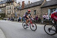 Brent Van Moer (BEL/Lotto Soudal)<br /> <br /> Stage 4 from Redon to Fougéres (150.4km)<br /> 108th Tour de France 2021 (2.UWT)<br /> <br /> ©kramon
