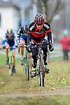 BENSHEIM, DEUTSCHLAND - DEZEMBER 08: Querfeldeinrennen der Maenner beim GGEW Grand Prix im Sportpark West am 08. Dezember 2013 in Bensheim, Deutschland. (Photo by Dirk Markgraf/www.265-images.com) *** Local caption ***