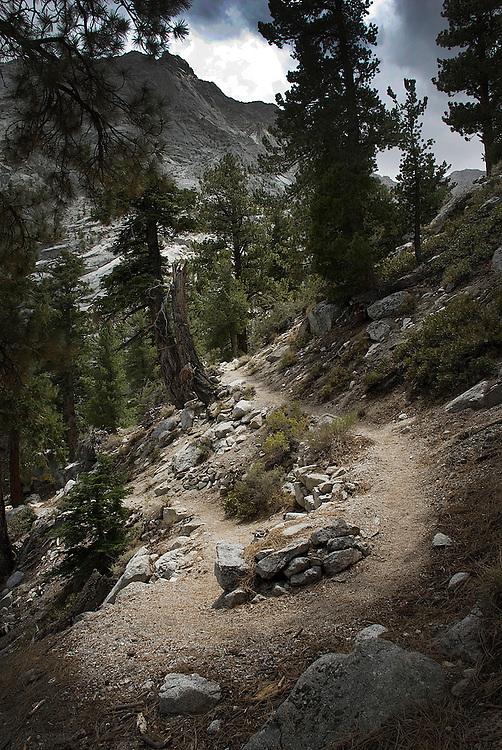 Meysan Lake Trail
