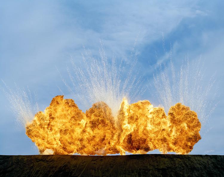 Untitled Explosion #7LF, 2007