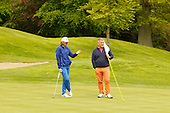 Tommy FLEETWOOD (ENG)  and Neill Hughes during the Pro-Am ahead of the 2016 Dubai Duty Free Irish Open hosted by The Rory Foundation and played at The K-Club, Straffan, Ireland. Picture Stuart Adams, www.golftourimages.com: 18/05/2016