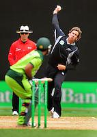 110122 International One Day Cricket - NZ Black Caps v Pakistan