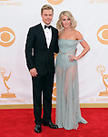 Derek Hough, Julianne Hough attends 65th Annual Primetime Emmy Awards - Arrivals held at The Nokia Theatre L.A. Live in Los Angeles, California on September 22,2012                                                                               © 2013 DVS / Hollywood Press Agency