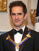Andy Blankenbuehler, one of the special honorees for Groundbreaking Work on Hamilton, as he poses with the recipients of the 41st Annual Kennedy Center Honors pose for a group photo following a dinner hosted by United States Deputy Secretary of State John J. Sullivan in their honor at the US Department of State in Washington, D.C. on Saturday, December 1, 2018.  The 2018 honorees are: singer and actress Cher; composer and pianist Philip Glass; Country music entertainer Reba McEntire; and jazz saxophonist and composer Wayne Shorter. This year, the co-creators of Hamilton, writer and actor Lin-Manuel Miranda; director Thomas Kail; choreographer Andy Blankenbuehler; and music director Alex Lacamoire will receive a unique Kennedy Center Honors as trailblazing creators of a transformative work that defies category.<br /> Credit: Ron Sachs / Pool via CNP