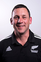 Head coach Jason Holland. The 2016 New Zealand Schools rugby union team headshots at King's College, Auckland, New Zealand on Friday, 30 September 2016. Photo: Dave Lintott / lintottphoto.co.nz