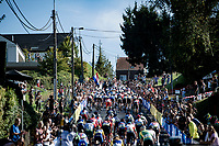 up the Smeysberg<br /> <br /> Women Elite - Road Race (WC)<br /> from Antwerp to Leuven (158km)<br /> <br /> UCI Road World Championships - Flanders Belgium 2021<br /> <br /> ©kramon