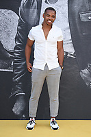 "Reece Parkinson<br /> arriving for the premiere of ""Yardie"" at the BFI South Bank, London<br /> <br /> ©Ash Knotek  D3422  21/08/2018"