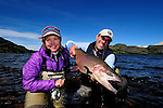 Angler & Fish