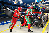 #83 AF CORSE ITA LMGTE Am /Ferrari 488 GTE EVO François Perrodo (FRA)/Nicklas Nielsen (DNK)/Alessio Rovera (ITA)