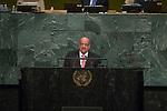 72 General Debate – 22 September <br /> <br /> <br /> <br /> Algerian Minister for Foreign Affairs, Ramtane Lamamra