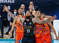 2021.05.09 ACB Real Madrid Baloncesto VS Valencia Basket