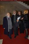 """DOMENICO DE MASI<br /> VERNISSAGE """"ROMA 2006 10 ARTISTI DELLA GALLERIA FOTOGRAFIA ITALIANA"""" AUDITORIUM DELLA CONCILIAZIONE ROMA 2006"""
