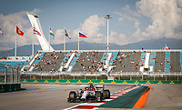 26th September 2020, Sochi, Russia; FIA Formula One Grand Prix of Russia, qualification;  7 Kimi Raikkonen FIN, Alfa Romeo Racing ORLEN