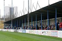 Main stand at the Recreation Ground - Grays Athletic Football Club - 03/04/04 - MANDATORY CREDIT: Gavin Ellis/TGSPHOTO