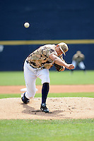 Trenton Thunder pitcher Dellin Betances (57) during game against the Altoona Curve at Samuel L. Plumeri Sr. Field at Mercer County Waterfront Park on August 22, 2012 in Trenton, NJ.  Altoona defeated Trenton 14-2.  Tomasso DeRosa/Four Seam Images