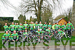 Kerry Crusaders Cycling Club Scenic Challenge: Taking part in the Kerry Crusaders Cycling Club Scenic Challenge on Sunday last were members of the Finuge Freewheelers Cycling club.
