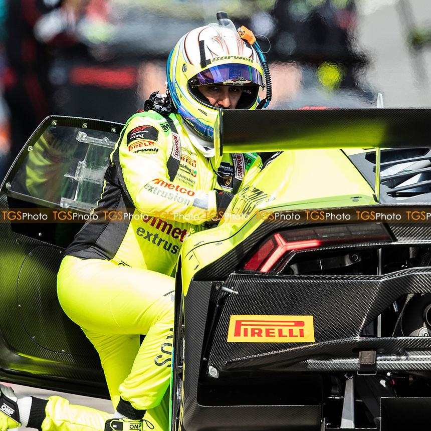 Leo Machitski Barwell Motorsport during the British GT & F3 Championship on 11th July 2021