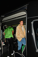 Justin Bieber spotted at Nice Guy In Hollywood