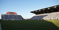 FORT LAUDERDALE, FL - DECEMBER 09: Inter Miami CF Stadium during a game between El Salvador and USMNT at Inter Miami CF Stadium on December 09, 2020 in Fort Lauderdale, Florida.