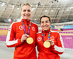 Carly Shibley and Meghan Lemiski - Lima 2019. Para Cycling // Paracyclisme.<br />