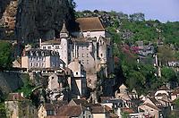 Europe/France/Midi-Pyrénées/46/Lot/Rocamadour: Le sanctuaire