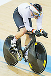 Marc Jurczyk of Germany competes in the Men's Kilometre TT - Qualifying during the 2017 UCI Track Cycling World Championships on 16 April 2017, in Hong Kong Velodrome, Hong Kong, China. Photo by Chris Wong / Power Sport Images