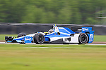 April 11, 2015: #19 Francesco Dracone of Dale Coyne Racing during the Indy Grand Prix of Louisiana at NOLA Motor Speedway in New Orleans, LA. Steve Dalmado/ESW/CSM