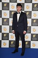 Aedan Duckworth<br /> arriving for the RTS Awards 2019 at the Grosvenor House Hotel, London<br /> <br /> ©Ash Knotek  D3489  19/03/2019