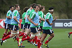 British & Irish Lions training session.Captain Sam Warburton taking part in the Lions training session in Wales...Vale Resort.15.05.13.©Steve Pope