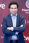 Pepe Rodriguez attends to presentation of 'Master Chef Celebrity' during FestVal in Vitoria, Spain. September 06, 2018. (ALTERPHOTOS/Borja B.Hojas)