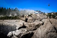 10th October 2020, Alghero, Sardinia, Italy; WRC Rally of Sardinia;   Suninen
