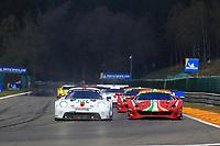 #92 PORSCHE GT TEAM (DEU) PORSCHE 911 RSR – 19 LMGTE PRO - KEVIN ESTRE (FRA) / NEEL JANI (CHE)